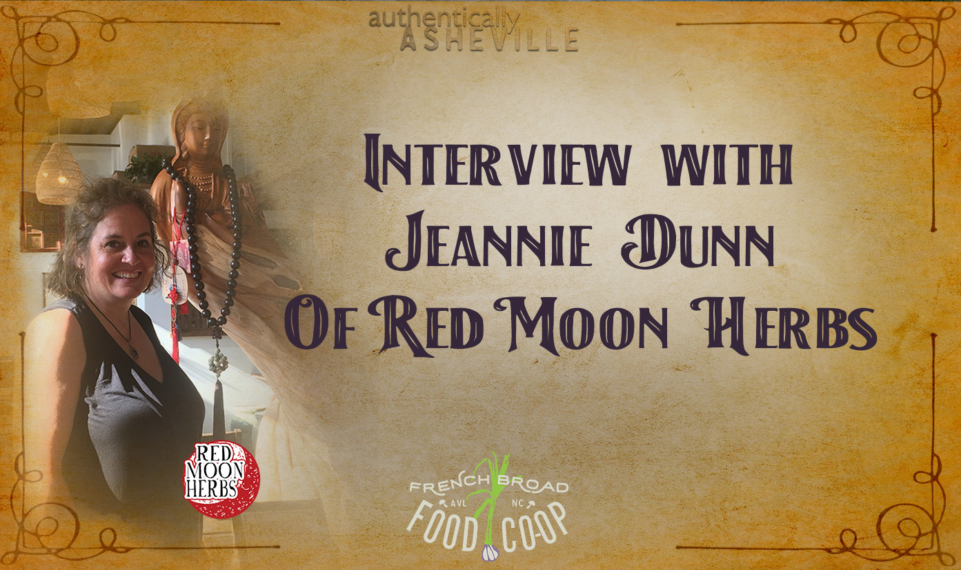 Interview with Jeannie Dunn, owner of Red Moon