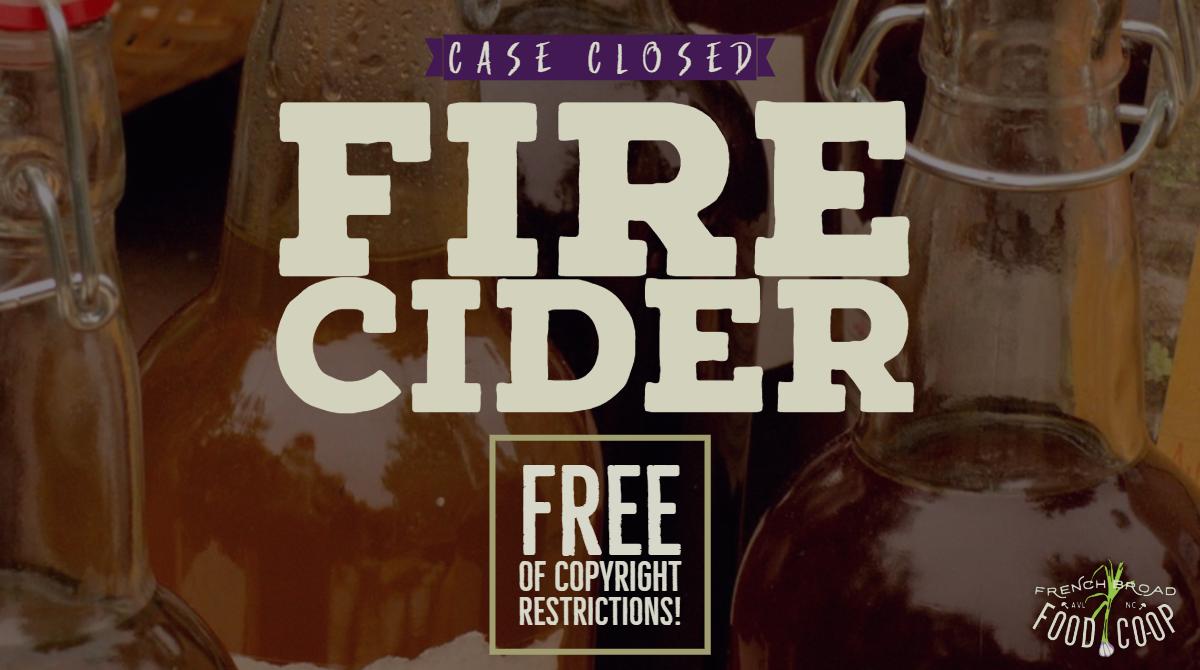 Fire Cider Tradmark (2)