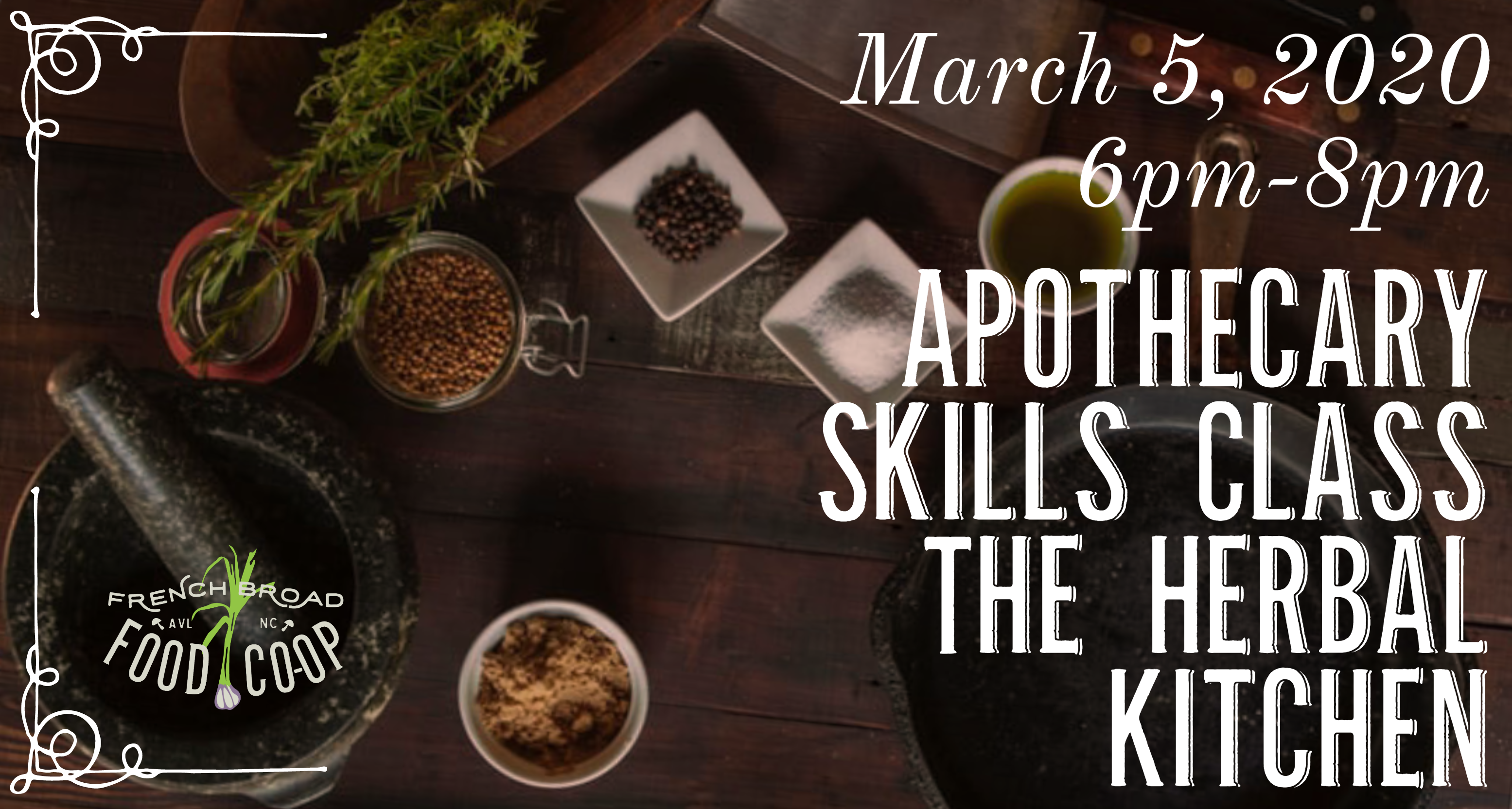 Facebook Apothecary Herbal Kitchen