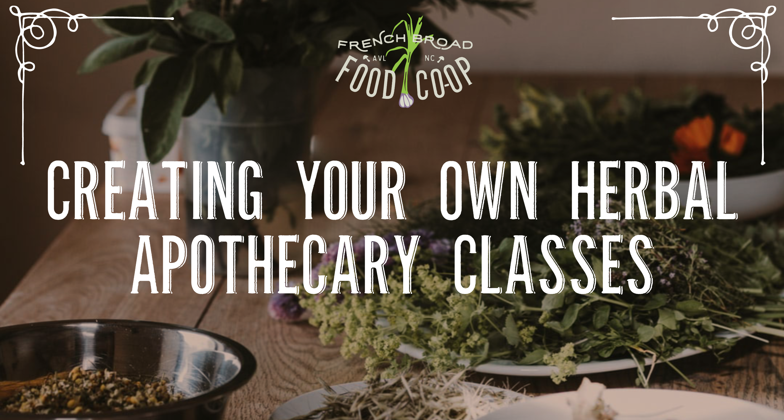 Slider Apothecary Class
