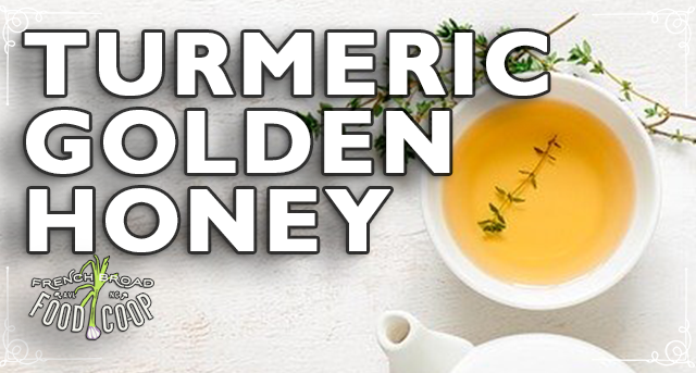 Turmeric Golden Honey Recipe