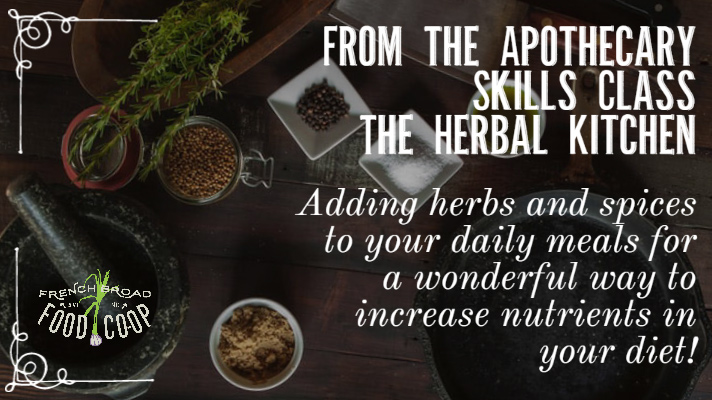 Working Herbs Into Your Diet