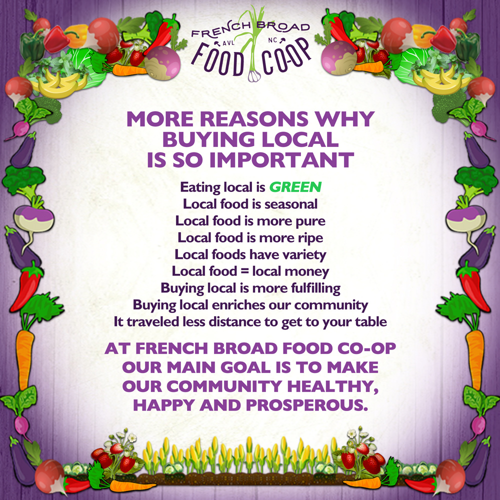 Getting Great Food: Food Co-ops