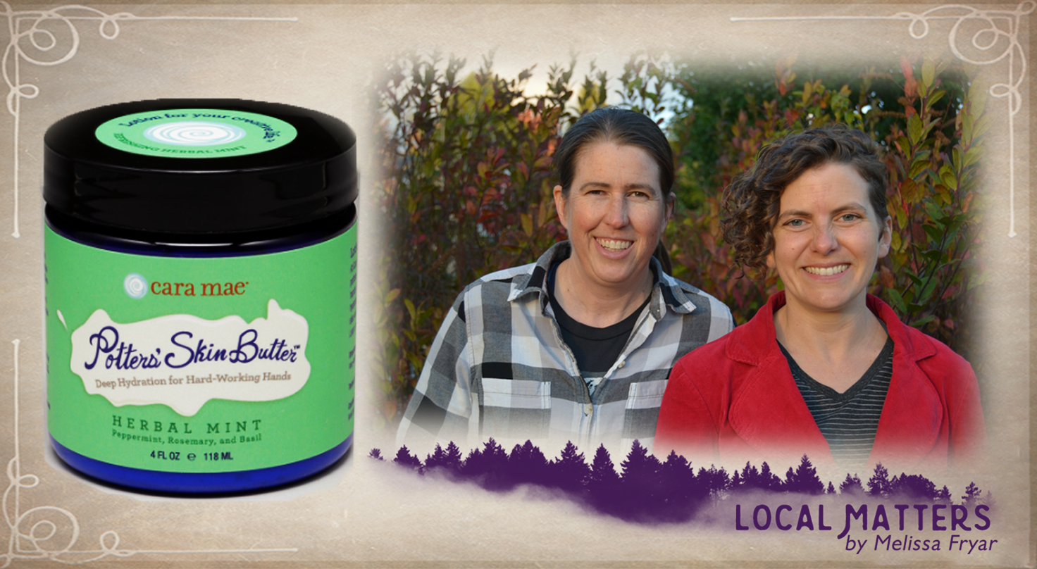 Interview with Cara Steinbuchel, Owner of Asheville's Potter's Skin