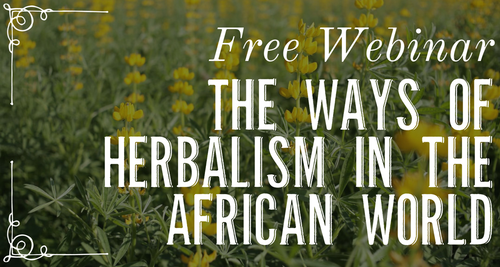 The Ways of Herbalism in the African World