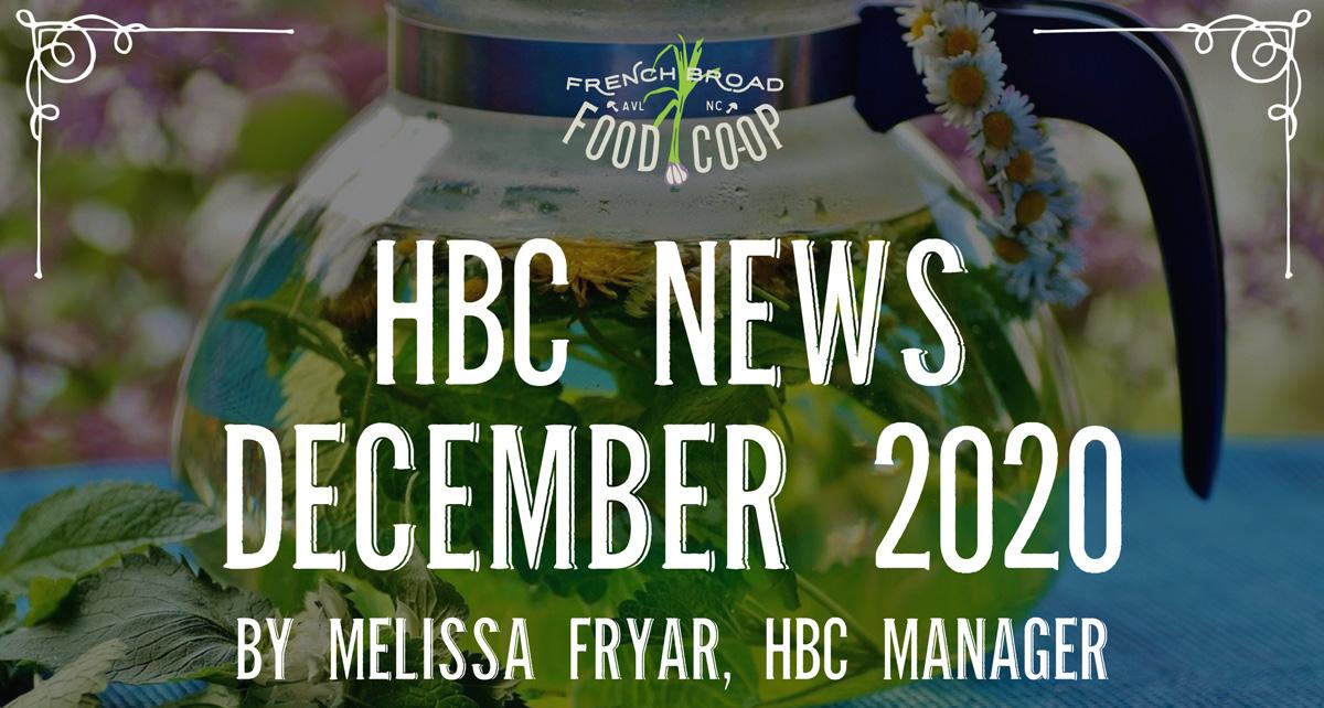 HBC December News